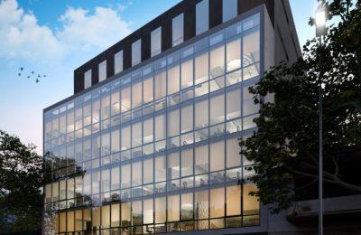 Edificio de Oficinas Luna