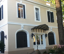 Fachada de las oficinas de CEM Consulting en Vicente López.