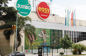 Hipermercados Jumbo – Easy