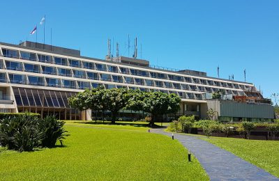 Hotel internacional Meliá Iguazú